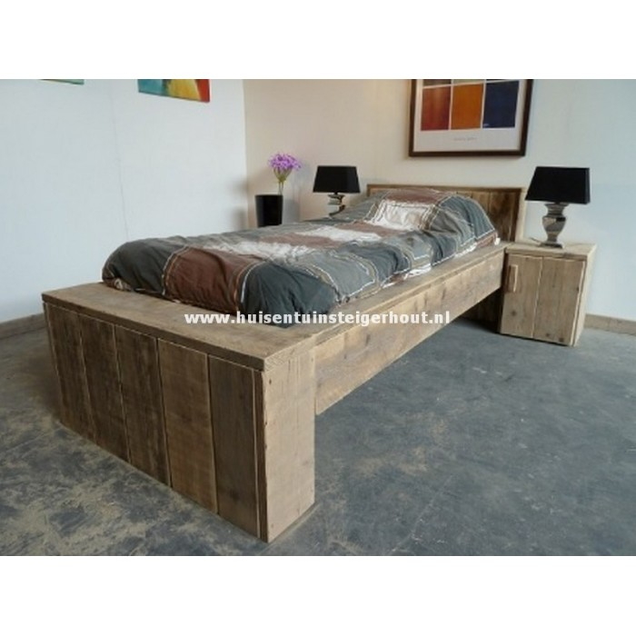 Bedombouw 1 Persoonsbed.1 Persoons Bed Morcon