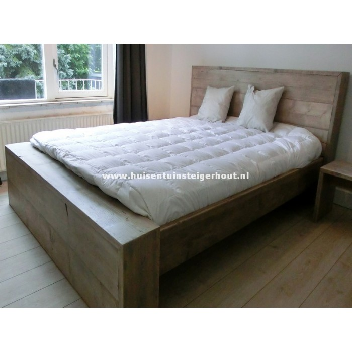 2 Persoons Spijlenbed.2 Persoons Bed Morcon