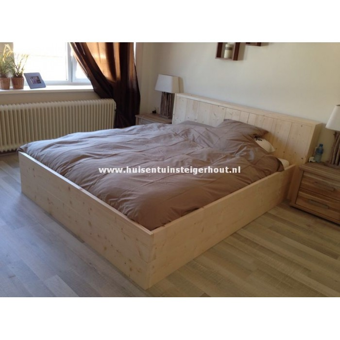 2 Persoons Spijlenbed.2 Persoons Bed Torella