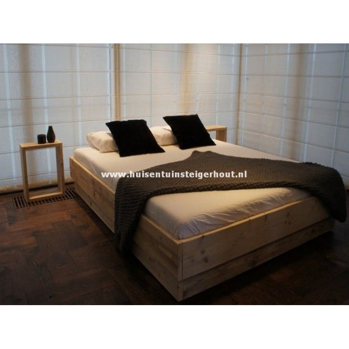 2 Persoons Spijlenbed.2 Persoons Bed Rello