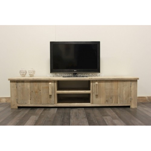 Steigerhouten Tv meubel SPIKE