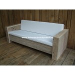 Steigerhout Loungebank BASIC