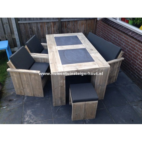 Tuinset Deluxe 4 Persoons