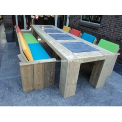 Tuinset Deluxe 8 Persoons