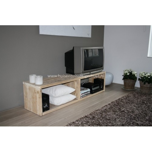 Steigerhouten Tv meubel EASY